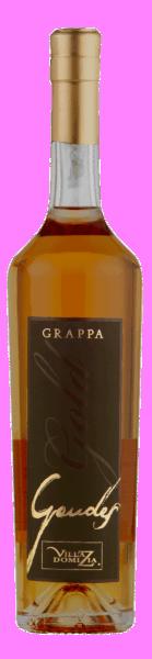 Grappa Gaudes Gold