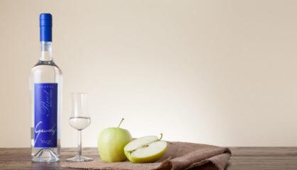 Grappa Gaudes Pinot