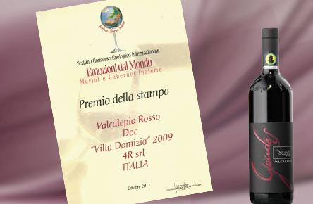 Valcalepio Rosso DOC 2009
