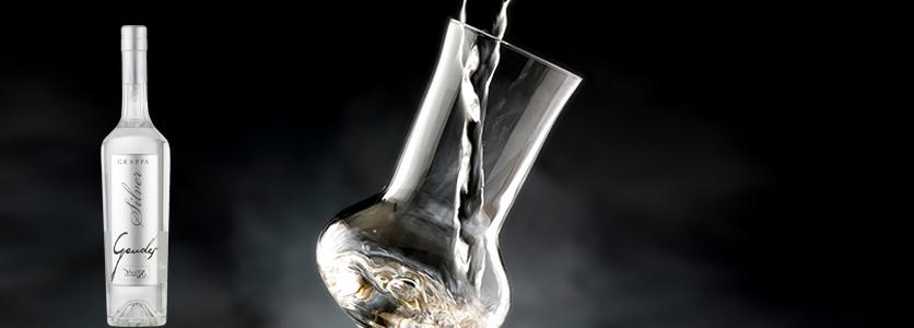 Grappa Gaudes Silver