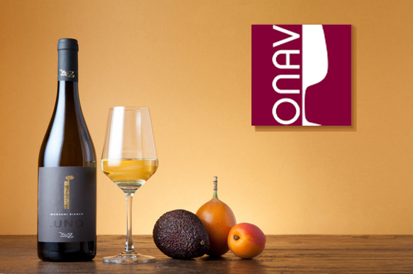 PUNTO UNO BY VILLA DOMIZIA IS CELEBRATING THE RECOGNITION OF A PROSIT FROM THE ONAV GUIDE.