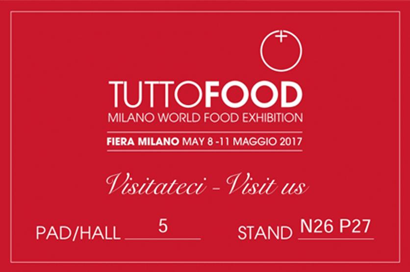 TUTTOFOOD - MILANO 8 - 11 MAGGIO 2017